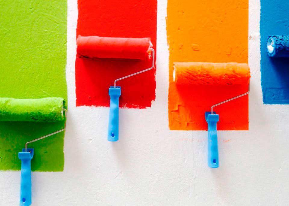 رنگ آمیزی با غلطک باید ها و نباید ها