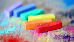ترکیب حرفه ای رنگ ها