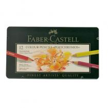 مدادرنگی12 رنگ پلی کروم فابرکاستل
