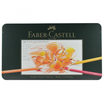 مدادرنگی120 رنگ پلی کروم فابرکاستل