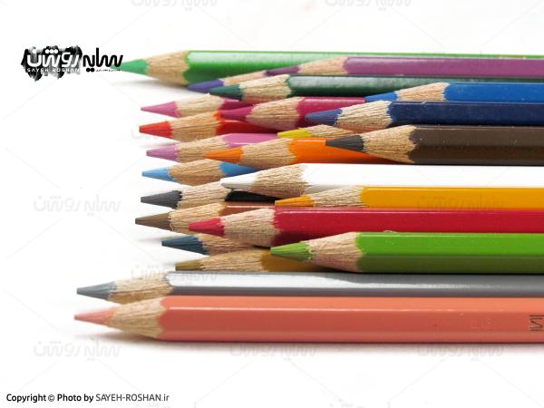 مدادرنگی24 رنگ کلاسیک فابرکاستل استوانه
