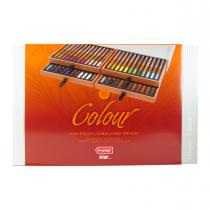 مداد رنگی 48 رنگ برونزیل