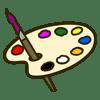 ابزار و مکمل های نقاشی