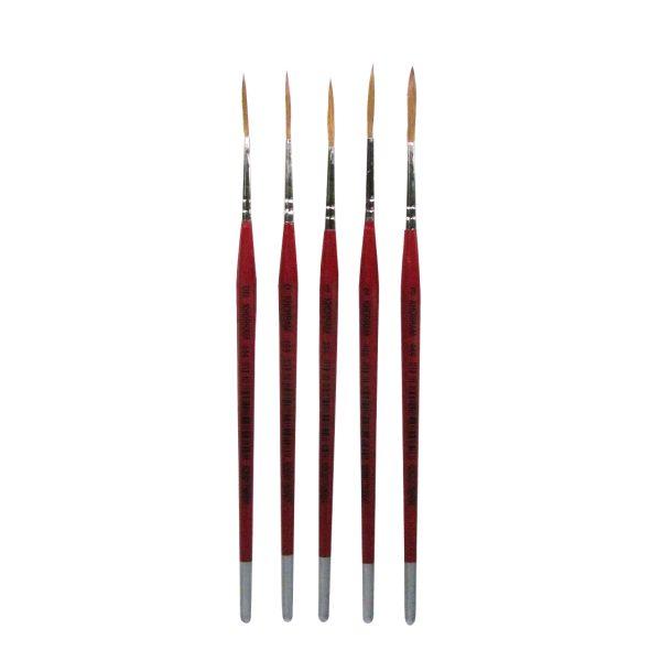 قلم موی موی طبیعی شاخه زنی خرم سری 444