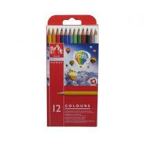 مداد رنگی 12 رنگ کرن داش