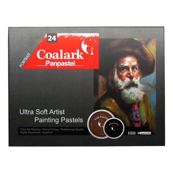 پن پاستل 24 رنگ Coalark(کلارک)
