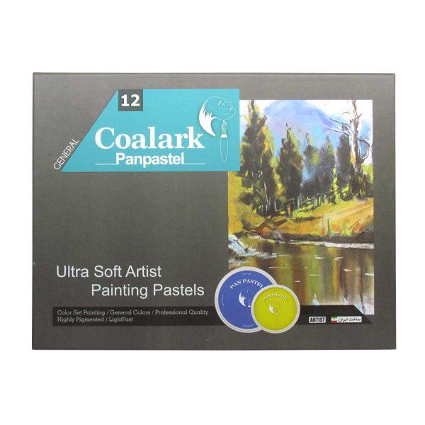 پن پاستل 12 رنگ Coalark(کلارک)